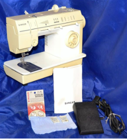 SINGER 4325C SEWING MACHINE