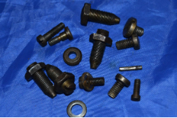 PIVOT SCREW/NUTS AND SCREWS ORIGINAL WHITE ROTARY PART