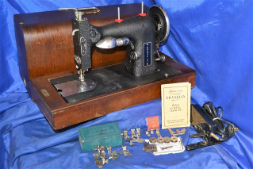 FRANKLIN ROTARY MODEL 117.1131 SEWING MACHINE SALE
