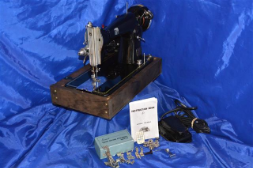 MONTGOMERY WARD I88 SEWING MACHINE
