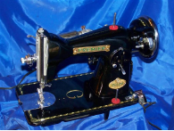 CORONADO MODEL SM-3-1 PRECISION SEWING MACHINE