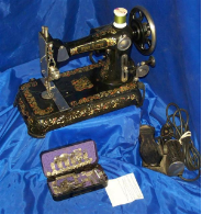 EDISON ELECTRIC SEWING MACHINE