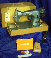 CORONADO PRECISION SEWING MACHINE