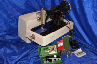 SINGER 15-90 SEWING MACHINE AUG 1938 SALE
