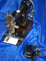 DAVIS VERTICAL FEED LONG SHUTTLE SEWING MACHINE