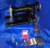 FAMOUS 15 CLASS SEWING MACHINE
