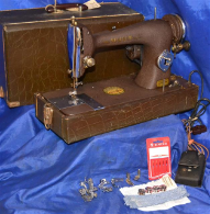 SEW GEM MODEL 215 SEWING MACHINE