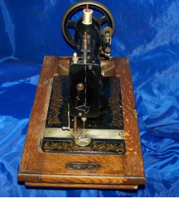 NEW NATIONAL SEWING MACHINE