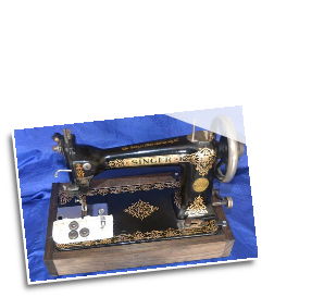SINGER 9W7 SEWING MACHINE SALE