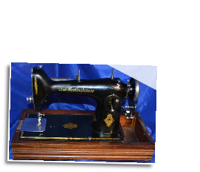 FREE WESTINGHOUSE ROTARY BLACK SEWING MACHINE