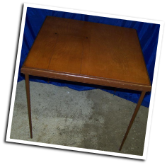 CARD TABLE FOR SINGER 221 FEATHERWEIGHT