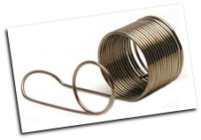 CHECK SPRING FOR THREAD TENSION