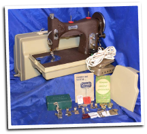 DOMESTIC ROTARY SEWING MACHINE SALE