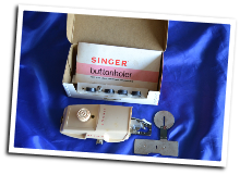 SLANT BUTTONHOLER FOR SINGER SLANT ZIG-ZAG SEWING MACHINES