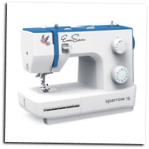 SPARROW 15-32 STITCH MECHANICAL SEWING MACHINE