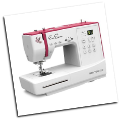 SPARROW 20-80 STITCH COMPUTERIZED SEWING MACHINE