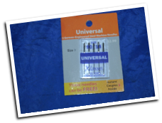 NEEDLES UNIVERSAL 5 PACK SIZE 90/14