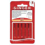 SINGER 2020 NEEDLES 5 CARD SIZE 11