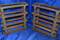 DRAWER FRAME ORIGINAL VINTAGE SINGER TREADLE PARTS