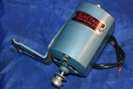 BLUEGREEN ELECTRIC SEWING MACHINE MOTOR