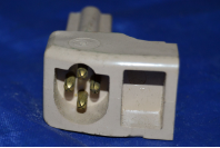 EXTENSION PLUG FOR SINGER 500 CLASS AND SIMILAR MACHINES