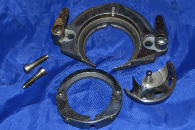 ROTARY RACE ASSEMBLY  ORIGINAL VINTAGE MONTGOMERY WARD PARTS