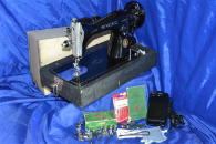 SINGER 15-91 SEWING MACHINE JULY 1950 SALE